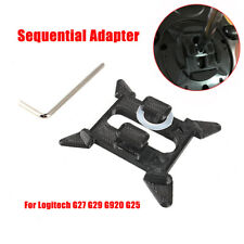 Sequential Adapter Pad for Sport Car Logitech G27/29/920/25 Gear Shifter Adapter