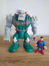 Imaginext Doomsday y paquete de Figura De Superman