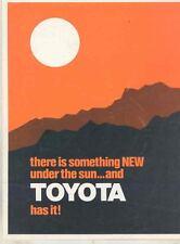 1974 Toyota Moss Para Pickup Camper Brochure ws8954-1RZT1H