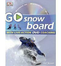 Go Snowboard, Good Condition Book, Neil McNab, ISBN 9781405315746