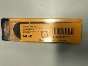 Nikon MC-11 External Power Cord. Brand new and in the box.