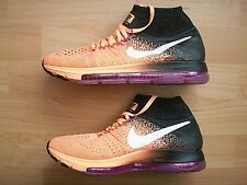 Nice! NIKE ZOOM ALL OUT FLYKNIT ORANGE 845361-800 WOMEN TRAINING RUNNING SHOES 7