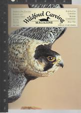 Waterfowl Carving Magazine Fall 2000  (V XVI #3) Cathy Hart editor