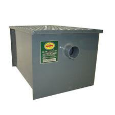 BK Resources BK-GT-100 100 lb Grease Trap Interceptor 50 Gallons Per Minute