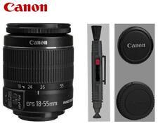 Original Canon EF-S 18-55mm f/3.5-5.6 II Photo Zoom lens T3i T5i T7i T6i T6 T5