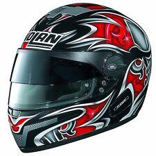 Nolan N-84 NCOM VPS Full Face Helmet Blade Black / Red XS 53-54 cm Made in Italy