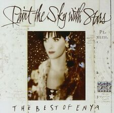 ENYA PAINT THE SKY WITH STARS THE BEST OF CD ALBUM (Greatest Hits)