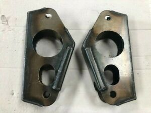 Pr 4 Link Brackets Long with Holes for Camber Bars Rally Race