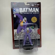 DC Batman Animated Series Figurine Collection #5 The Joker Figure Eaglemoss New