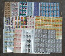 CINDERELLA LATVIA SCOUTING 13 SHEETS of 50 STAMPS +MORE = 731 SCOUT K.GOPPERS
