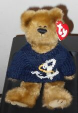 NMT* 1993 Ty Attic Treasures ~ SALTY the Bear ~ MINT with NM TAG ~ RETIRED