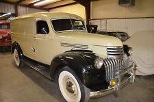 1941 Chevrolet C30 Panel