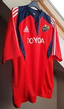 Munster Rugby Jersey Shirt XXL - Toyota Climacool