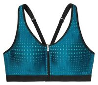 VICTORIA'S SECRET SPORT KNOCKOUT FRONT-CLOSE SPORT BRA SIZE 34C