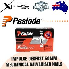Paslode Impulse Dekfast 50mm Mechanical Galvanised Diamond Point Nails B20557