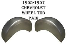 1955 1956 1957 Chevrolet Chevy Car Complete Wheel Tub SET 55,56,57