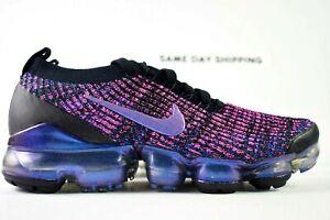 Nike Air Vapormax Flyknit 3 (Womens Size 7.5) Shoes AJ6910 003 Throwback Future