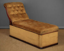 More details for antique william iv ottoman chaise longue daybedc.1835