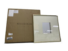 Pottery Barn Eliza Gilt Oversized Picture Frame 24x24 Champagne HOLDS 8x10  OPEN