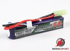 Nano-Tech 1000mah 3 Cell Airsoft Lipo Stick Battery Pack 11.1V  20 - 40 C