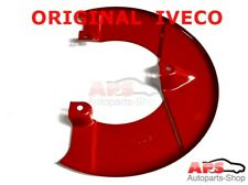 BREMSSATTELSCHUTZ /VORNE - IVECO DAILY III  29L/35S  AB 1999- *ORIGINAL  IVECO**