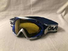 Carrera Kimerik-S SuperGold Snowboard Skiing Goggles Youth Kids Size