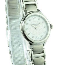 Frederique Constant Damen Uhr Delight FC-200WHD1ER6B  Neu  OVP UVP 895 €