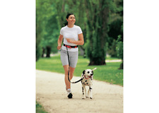 Snooza Dog Running Walking Exercise Hands Free Active Walker Belt includes Leash