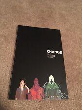 CHANGE GRAPHIC NOVEL TPB FIRST PRINTING IMAGE