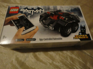 LEGO 76112 DC SUPER HEROES app controlled BATMOBILE BATMAN exclusive NEUF NEW