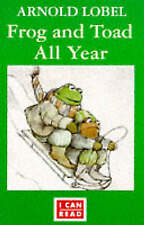 Frog and Toad All Year by Arnold Lobel (Paperback, 1992)