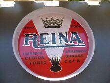 plateau en tole biere REINA diametre : 30 cm