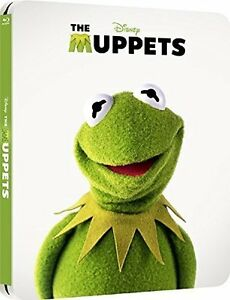 The Muppets - Zavvi Exclusive Limited Edition Steelbook [Blu-ray] NEW SEALED