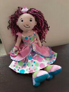 Groovy Girls Bubblegum Bella Soft Plush Fashion Doll
