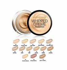 Max Factor Whipped Creme Foundation 18ml 000096075791 47