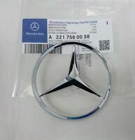 Neuf Véritable Mercedes S W221 Coffre Arrière Emblème Star Badge Logo Signe