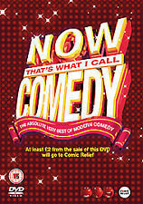 Now That's What I Call Comedy - The Absolute Very Best of Modern Comedy [DVD], V