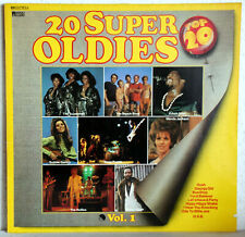 "12"" Vinyl - 20 SUPER OLDIES Vol. 1 - Deep Purple, Hollies, Bobbie Gentry u.a."