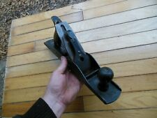 VINTAGE STANLEY BAILEY DEFIANCE #5 WOODWORKING PLANE SMOOTH BOTTOM USA TOOL