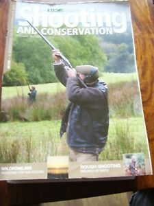 JOB LOT X 3 BASC SHOOTING AND CONSERVATION MAGAZINES 2012 2013