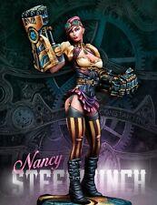Scale 75 Nancy Steelpunch Steampunk 75mm Metal UNPAINTED Kit