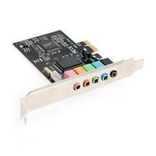 Scheda Audio Interna 5.1 PCI-Express x1 Ricondizionata