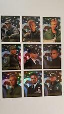 Stargate SG1 Season 6 In the Line of Duty Colonel O'Neill C01-C09 mint condition
