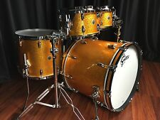 Gretsch drums sets Brooklyn Gold Sparkle 10, 12, 16, 22 Maple GB-E8246-022 AU