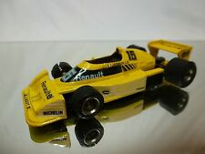 EIDAI GRIP RENAULT RS01 - ELF JABOUILLE  - F1 YELLOW 1:43 - GOOD CONDITION
