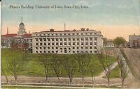 Iowa City, IOWA - University of Iowa - Physics Building - 1916