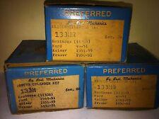 Kaiser and Ford master cylinder kit,  PRICE EACH KIT.    Item:  0556