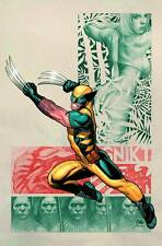 """SAVAGE WOLVERINE BY FRANK CHO 24 X 36"""" POSTER!"""