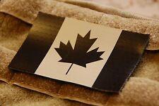 Canadian IR Tan Flag Patch JTF-2 CSOR CANSOFCOM SOG Infrared Flag Patch