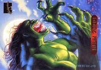 Marvel Masterpieces 1994 Postal N º 51 Hulk 2099